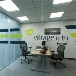 Vitrage dB2